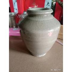 龍泉窯罐??趯?高14.5公分(au25485303)_7788舊貨商城__七七八八商品交易平臺(7788.com)